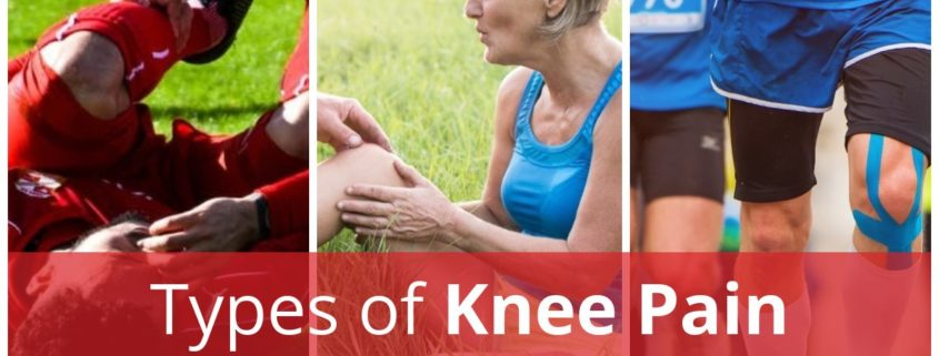 Types of Knee Pain