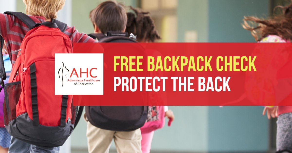 Free Backpack Check